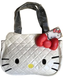 Hello Kitty Sanrio Lounge Fly Quilted Shoulder Bag