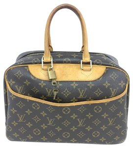 Louis Vuitton Lv Monogram Desuville Canvas Shoulder Bag