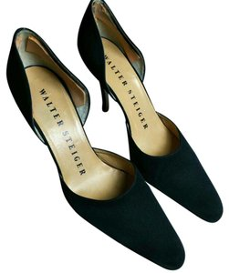 Walter Steiger Black Pumps
