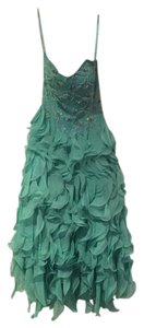 Alyce Paris Stunning Midcalf Prom Spring Strapless Dress