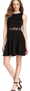 Love Ady short dress Black on Tradesy