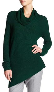 Vince Camuto Asymmetrical Cowl Warm Sweater