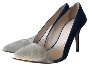 Club Monaco Navy/Bleu Marine Pumps