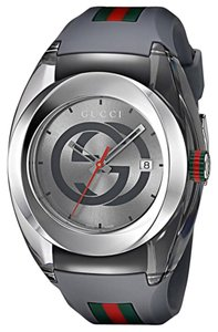 Gucci Gucci XXL Men's Swiss Quartz Rubber Casual Watch