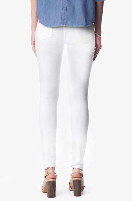 7 For All Mankind Denim Classic Chic Skinny Jeans-Light Wash