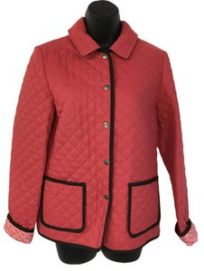Vineyard Vines coral, brown Jacket