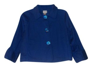 Chico's Blue Blazer