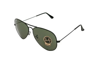 Ray-Ban Ray-Ban Sunglasses Large Aviator Metal II RB3026 New in Case