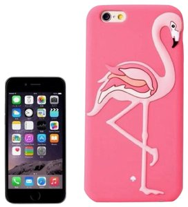 Kate Spade KATE SPADE FLAMINGO IPHONE 6 SILICONE CASE WIRU0415 NIB