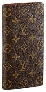Louis Vuitton France Porte Cartes Credit Yen Monogram Bifold Wallet
