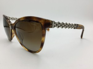 Chanel Light Brown Chanel Butterfly Chain Sunglasses 5326-A c.1525/S9 58