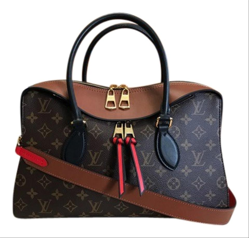 944a45b7f9f5 Louis Vuitton Tuileries 2017 Shoulder (Monogram Caramel) Canvas and ...