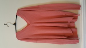 Vince Cashmere Wool Rose Sweater