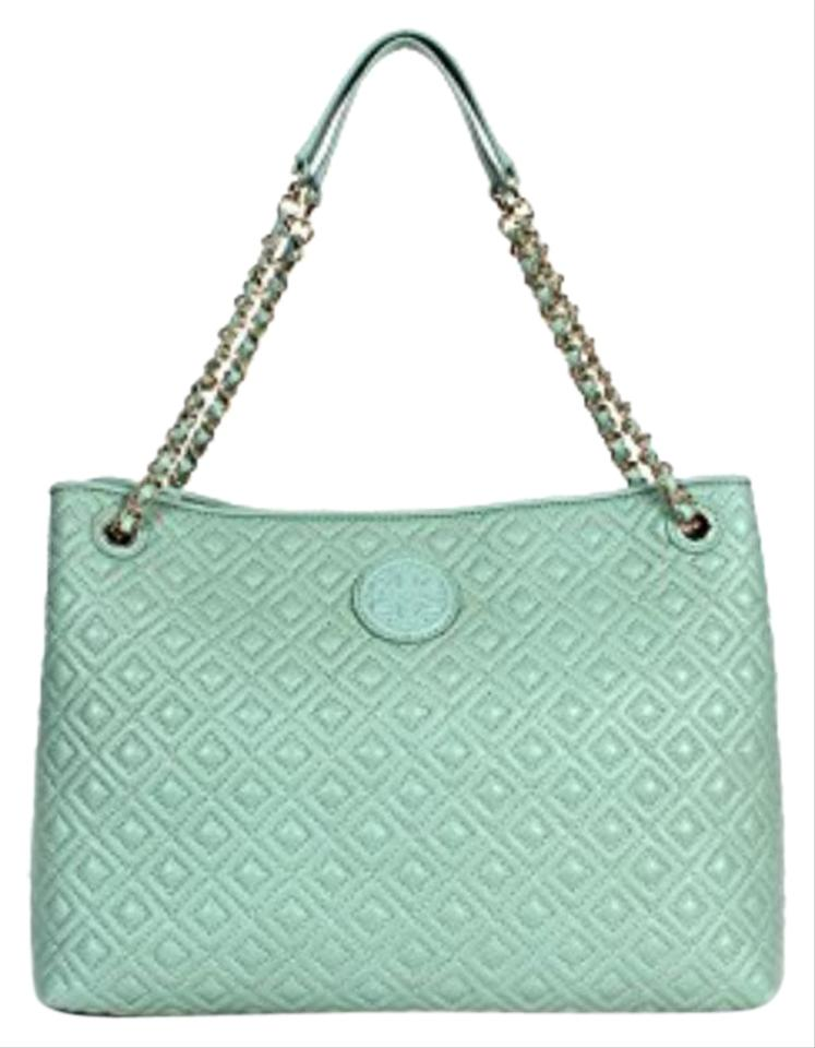 a26ae4ca3288d Tory Burch Marion Chain Shoulder Northern Lights Quilted Leather ...