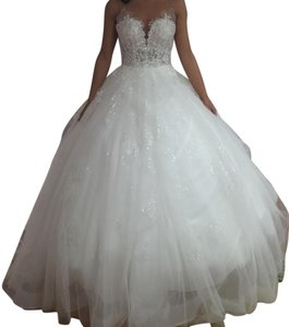 Essense Of Australia D2126 Wedding Dress