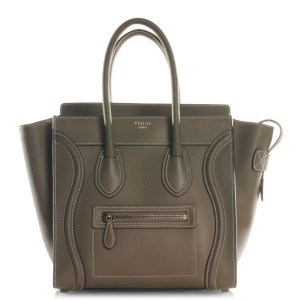 Cline Tote in Souris (Taupe Gray)