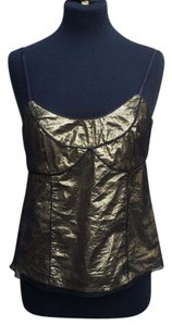 Marc Jacobs Top black and gold