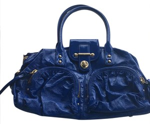 Botkier Satchel in blue
