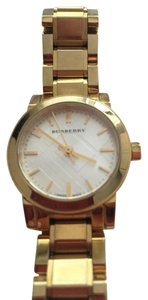 Burberry Burberry Heritage Women Gold Luxury Swiss Quartz Wrist Watch