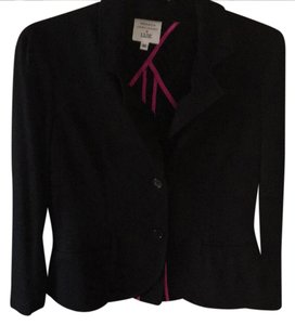 Amanda Uprichard black Blazer