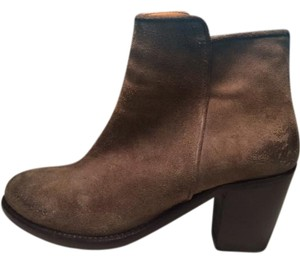 Barneys New York Taupe Boots
