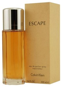 Calvin Klein Escape by CALVIN KLEIN 3.4 ounce Perfume Spray