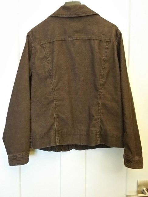 L.L.Bean Corduroy Brown Jacket