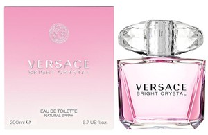 Versace Bright Crystal by VERSACE 6.7 ounce Perfume Spray