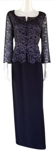 Maggy London Gown Evening Lace Dress
