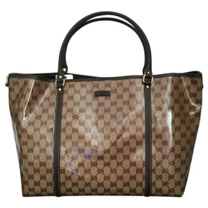Gucci Tote in dark brown