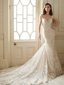 Sophia Tolli Sultana Y11651 Wedding Dress