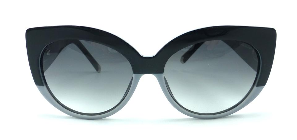 9fd057a6801f Louis Vuitton Black Veronica Cat Eye Women s Sunglasses - Tradesy