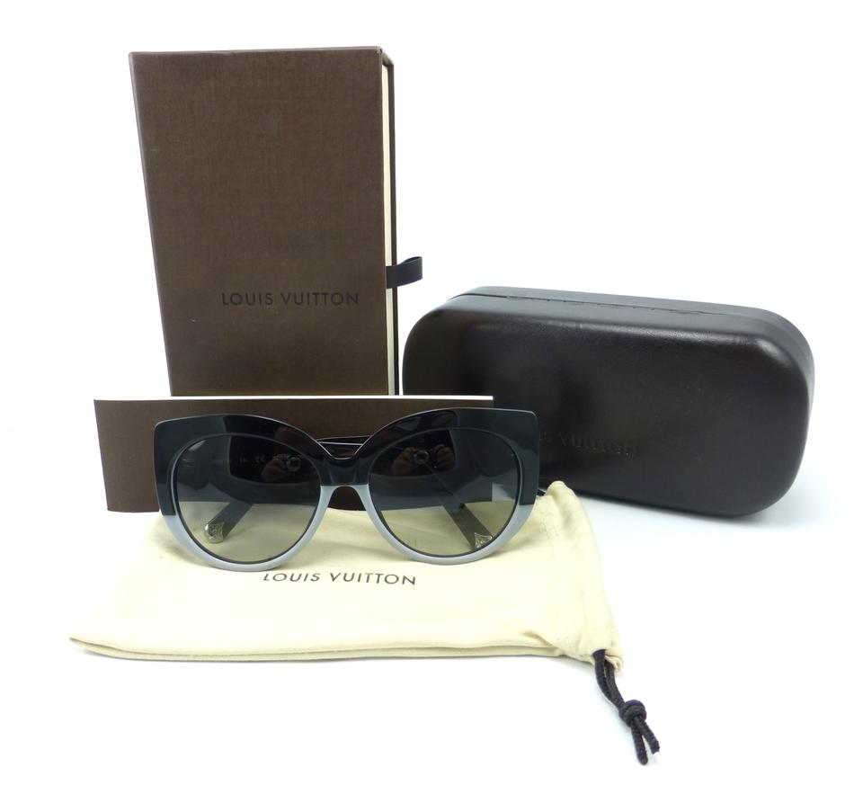 381edfba7b9c Louis Vuitton Veronica Cat Eye Women s Sunglasses Image 11. 123456789101112
