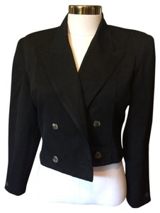 Guess Georges Marciano Cropped Suit Jacket