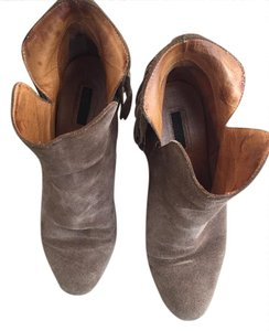 Matiko Brown suede Boots