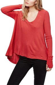 Free People Thermal Festival Casual Tunic