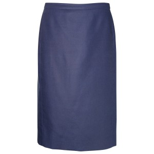 J.Crew Pencil Tall Skirt Navy