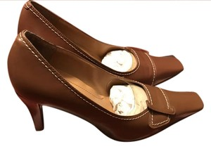 Bandolino Dark natural Pumps