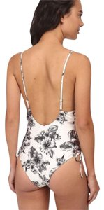 Amuse Society Lace Up Swimsuit