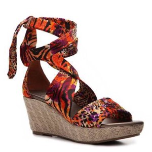 Impo Orange Multi Wedges