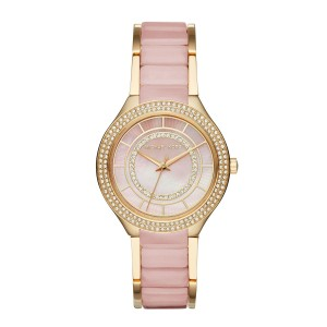 Michael Kors Michael Kors Women's Kerry Gold Bracelet Watch MK3508