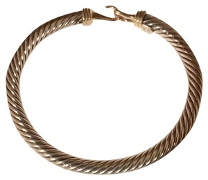 David Yurman Classic Cable Buckle bracelet