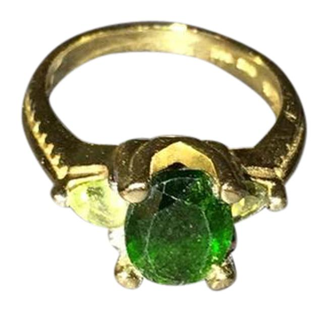 Item - Green Emerald Ring
