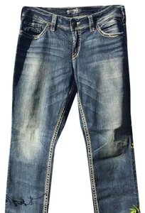 Silver Jeans Co. Straight Leg Jeans
