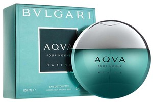 BVLGARI AQVA POUR HOMME MARINE BY BVLGARI--MADE IN ITALY