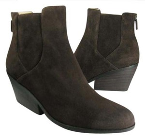 Eileen Fisher brown Boots