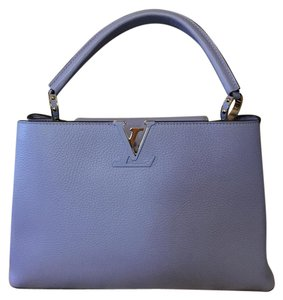 Louis Vuitton Satchel in Lavender