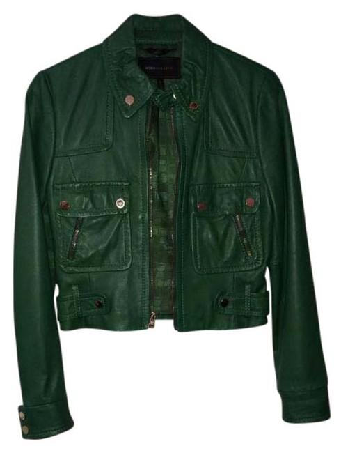 Preload https://img-static.tradesy.com/item/20838900/bcbgmaxazria-green-butter-leather-jacket-size-0-xs-0-1-650-650.jpg