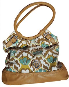 Relic Ring Carry Fabric Hobo Bag