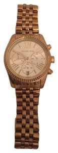 Michael Kors Mickael Kors Gold Chronograph Watch